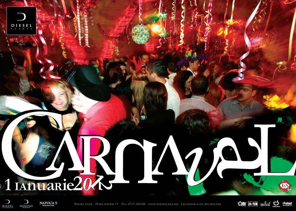Carnaval @ Club Diesel