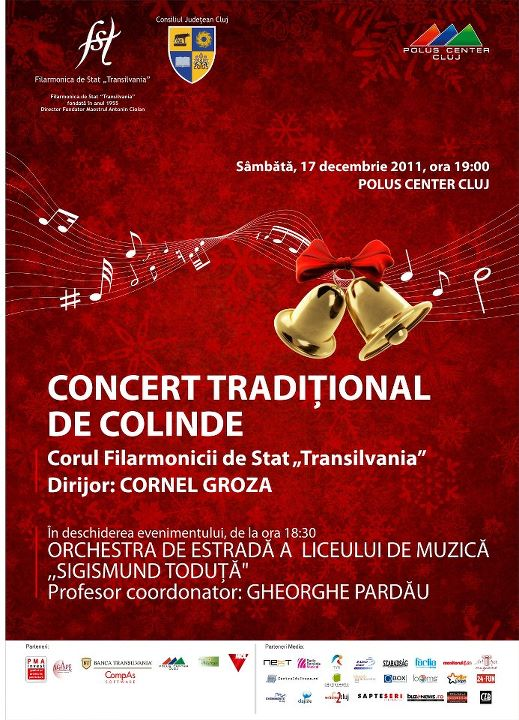 Concert traditional de colinde @ Polus Center