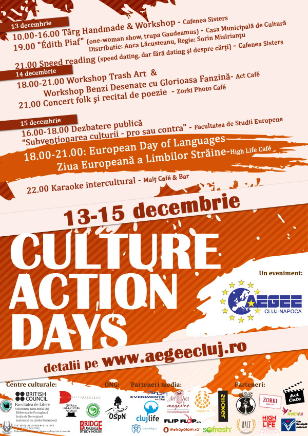 Culture Action Days