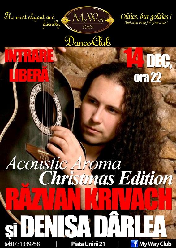 Razvan Krivach @ Club My Way