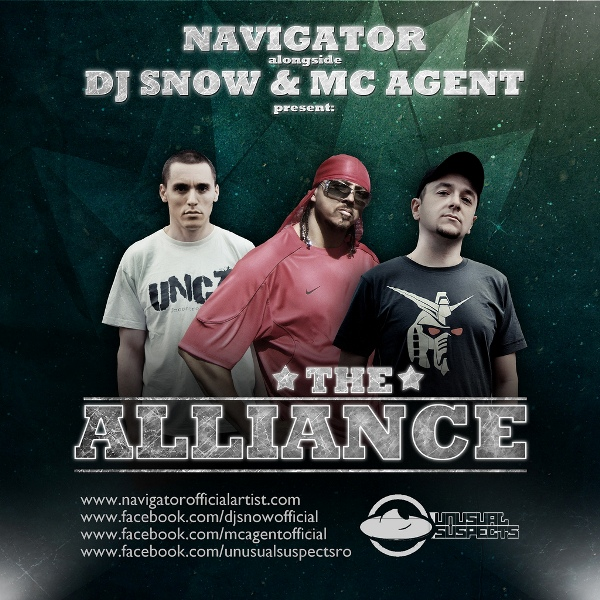 Navigator, Snow & Agent – The Alliance