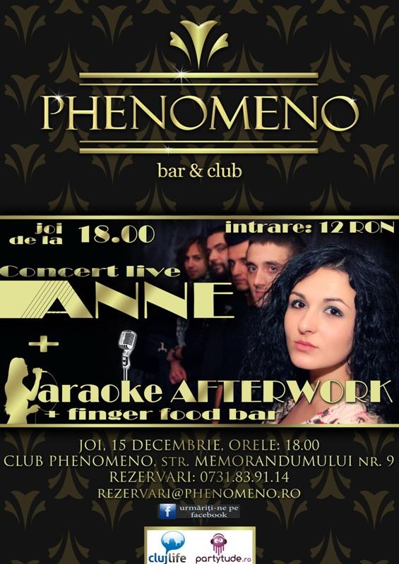 Karaoke & Afterwork Party @ Phenomeno