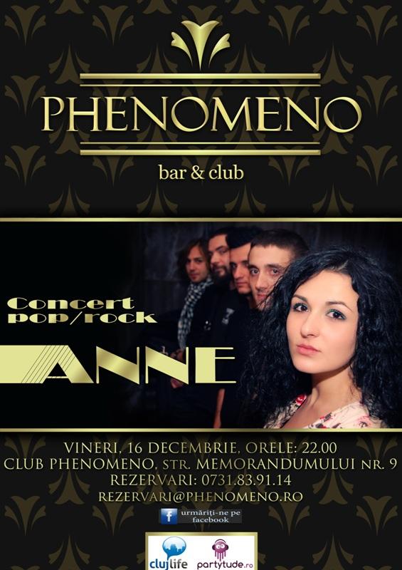Anne @ Club Phenomeno
