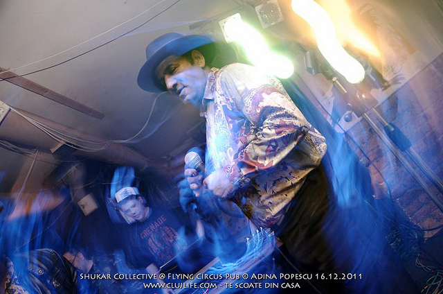 Poze: Shukar Collective @ Flying Circus Pub
