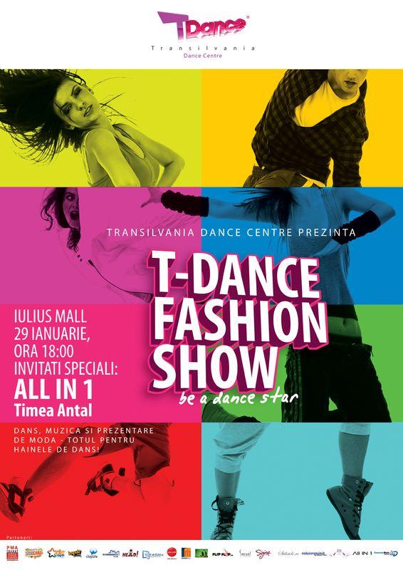 T-Dance Fashion Show @ Iulius Mall
