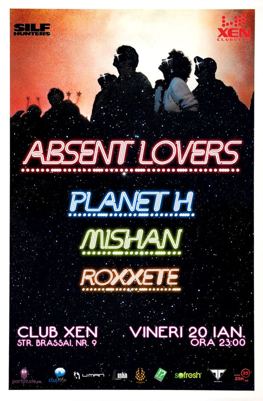 Absent Lovers @ Club Xen