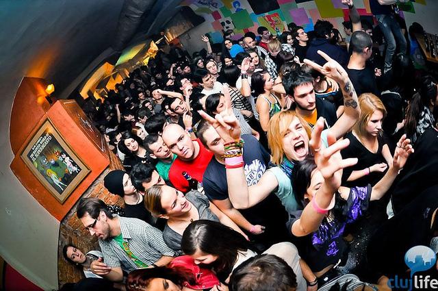 Poze: DJ Aphrodite @ Flying Circus Pub