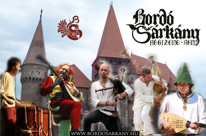 Bordo Sarkany @ Irish & Music Pub