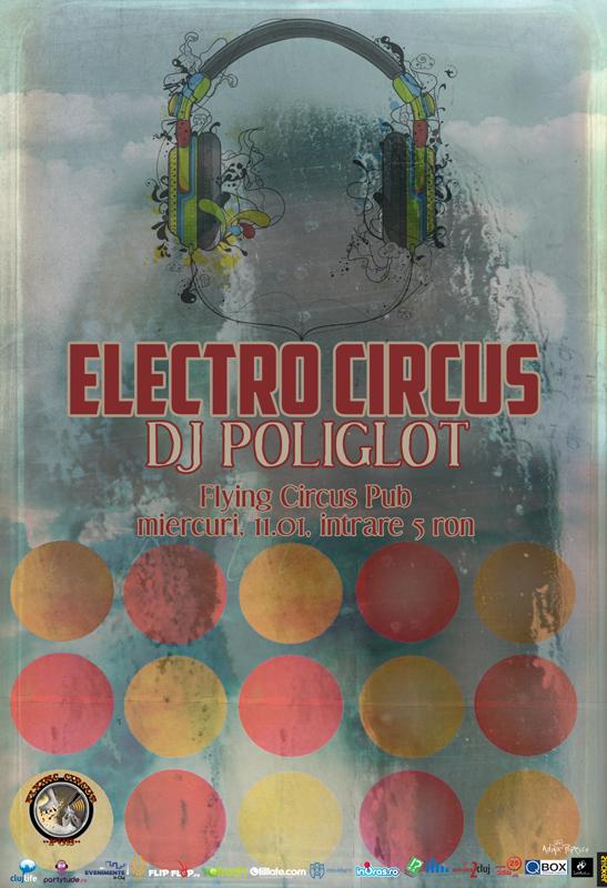 Electro Circus with Dj Poliglot