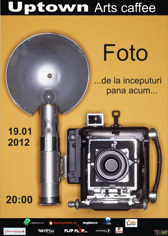 Seara fotografilor @ Uptown Arts Caffee