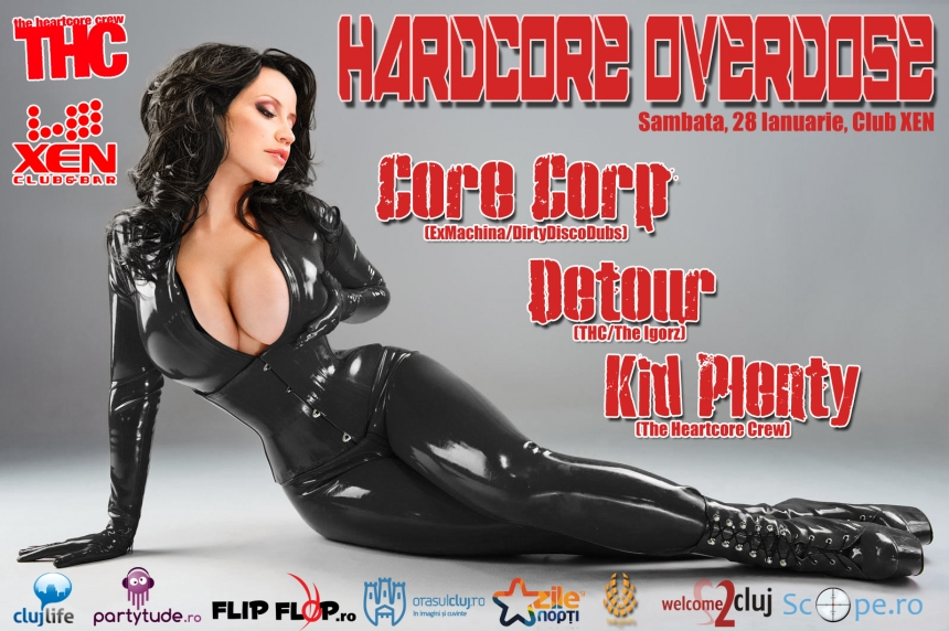 Hardcore Overdose @ Club Xen