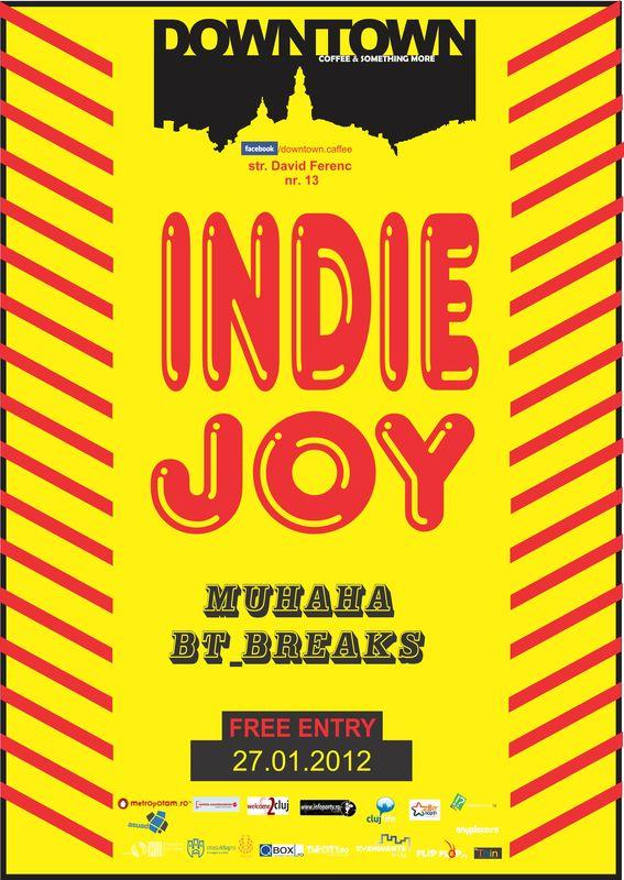 Indie Joy @ Downtown