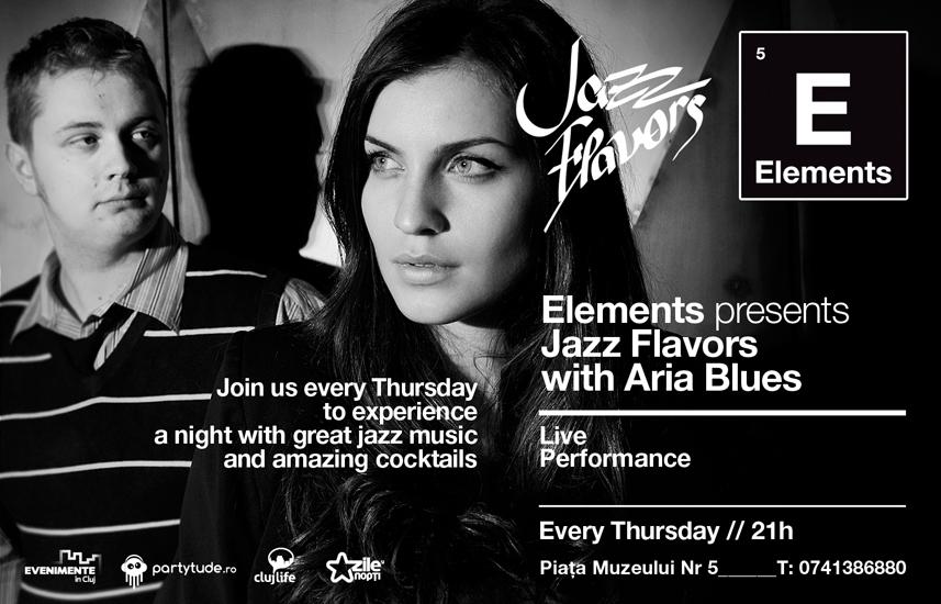 Jazz Flavours @ Elements Bar