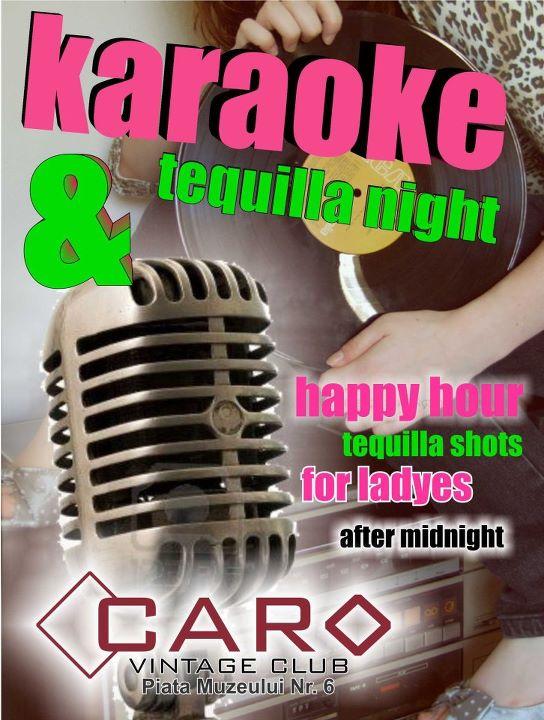 Karaoke @ Caro Vintage Club