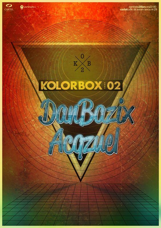 KolorBox02 @ Cartel