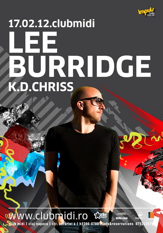 Lee Burridge / K.D.Chriss @ Club Midi