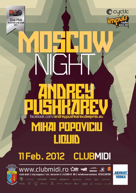 Andrei Pushkarev @ Club Midi