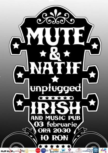 Mute & Natif @ Irish & Music Pub