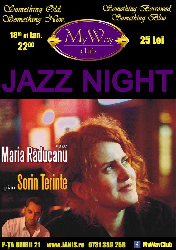 Maria Raducanu & Sorin Terinte @ My Way