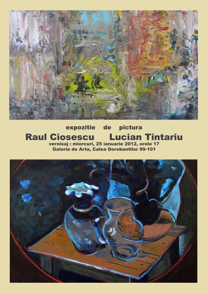 Expozitie de pictură @ Galeria de Artă