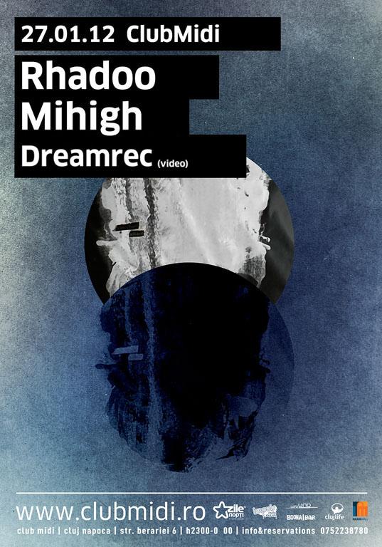Rhadoo / Mihigh @ Club Midi