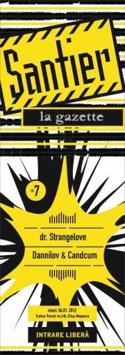 Santier @ La Gazette