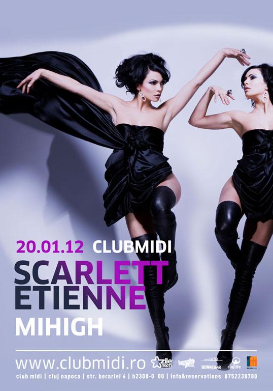 Scarlett Etienne @ Club Midi