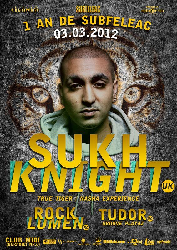 Sukh Knight @ Club Midi