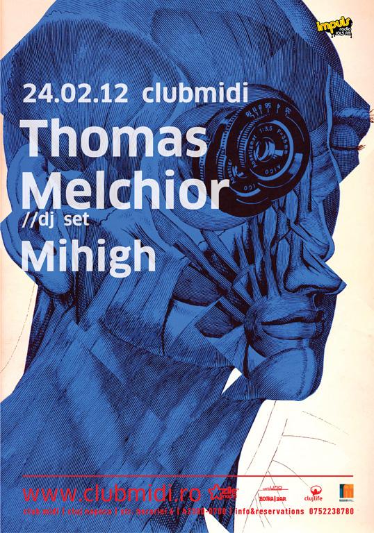 Thomas Melchior @ Club Midi