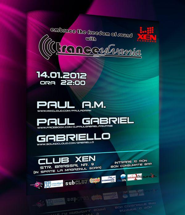 Tranceylvania @ Club Xen