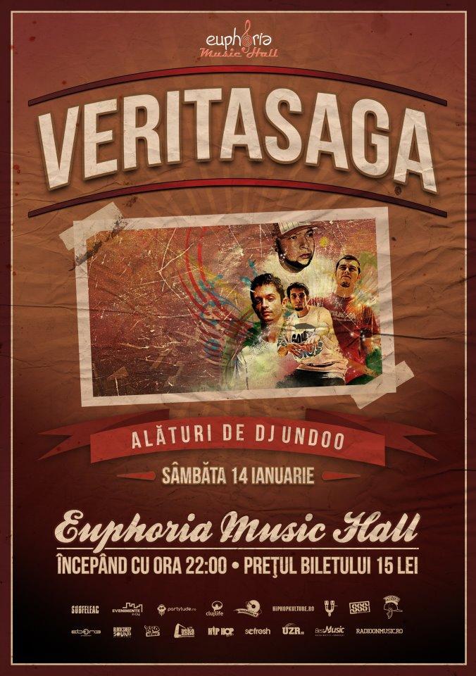 Veritasaga @ Euphoria Music Hall