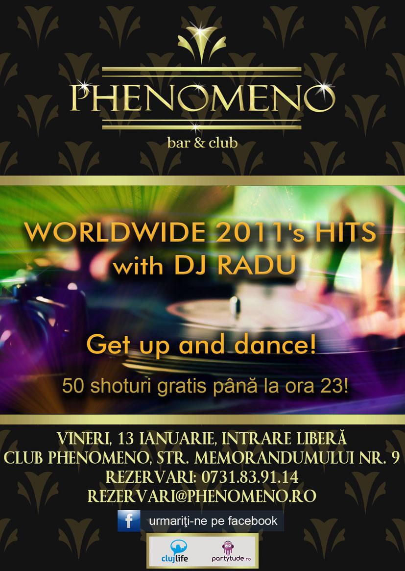 Worldwide Hits @ Club Phenomeno