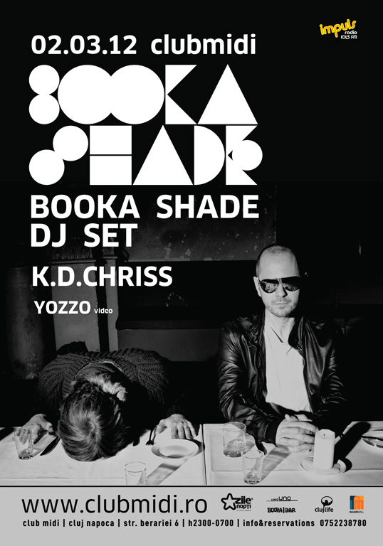 Booka Shade / K.D.Chriss @ Club Midi