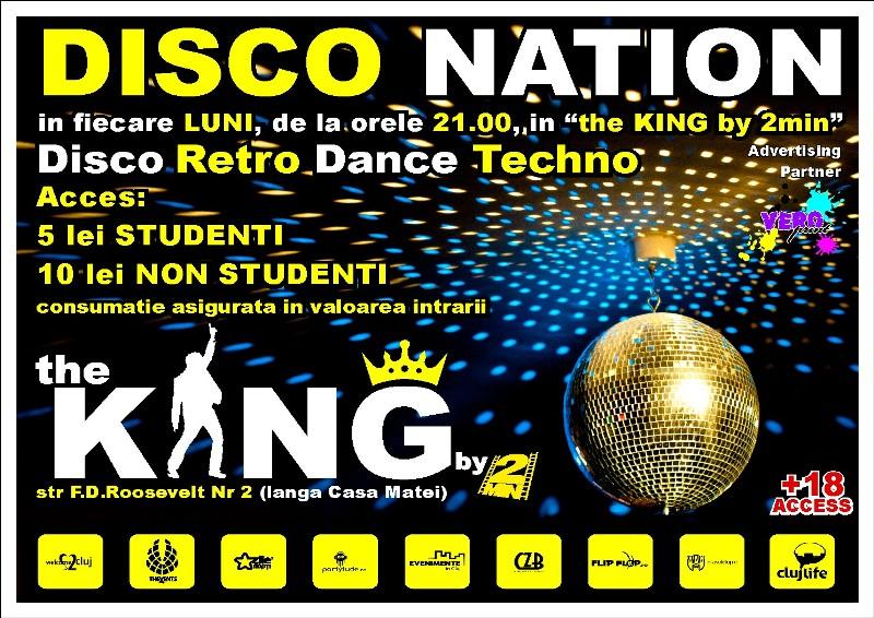 Disco Nation @ Club The King