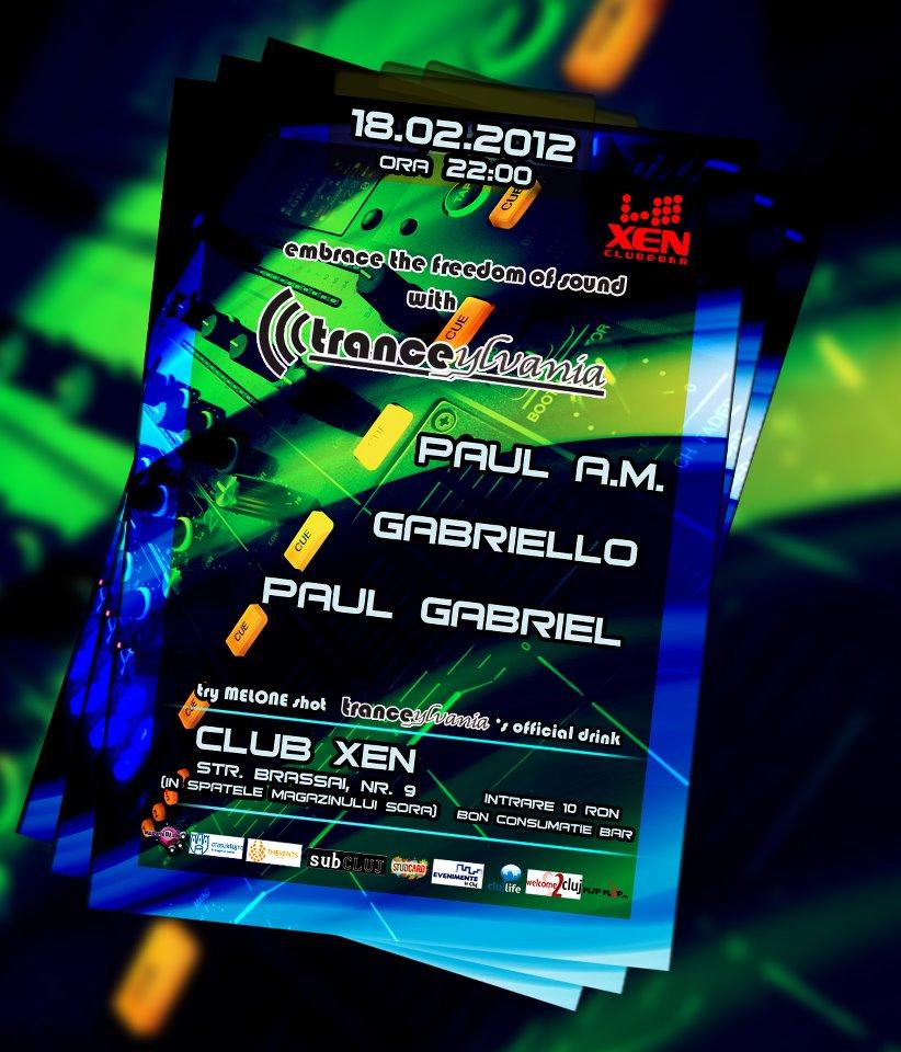 Tranceylvania 2 @ Club Xen