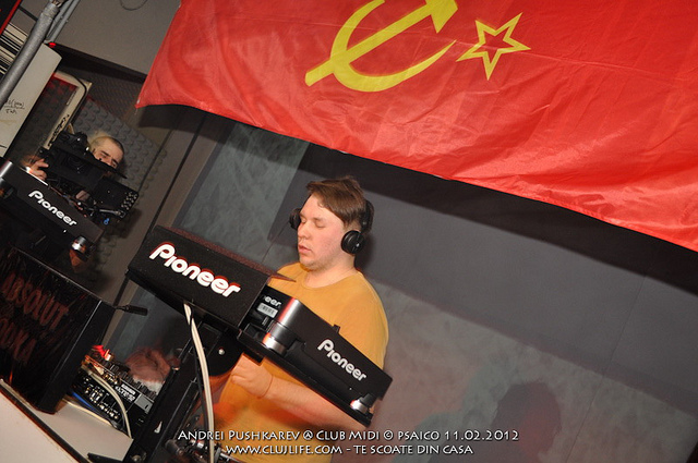 Poze: Andrei Pushkarev @ Club Midi