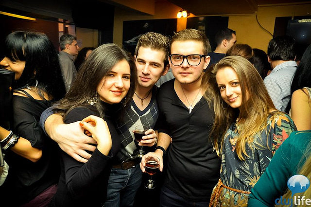 Poze: Party @ Club Caro