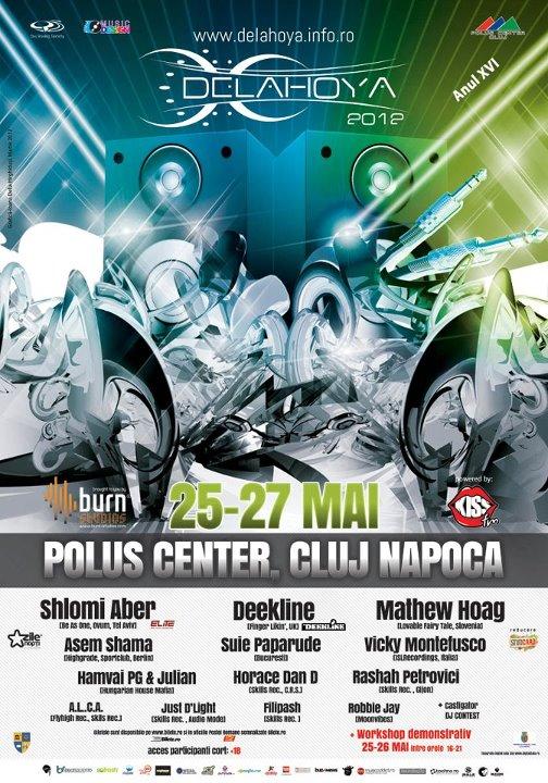 Delahoya 2012 @ Polus Center