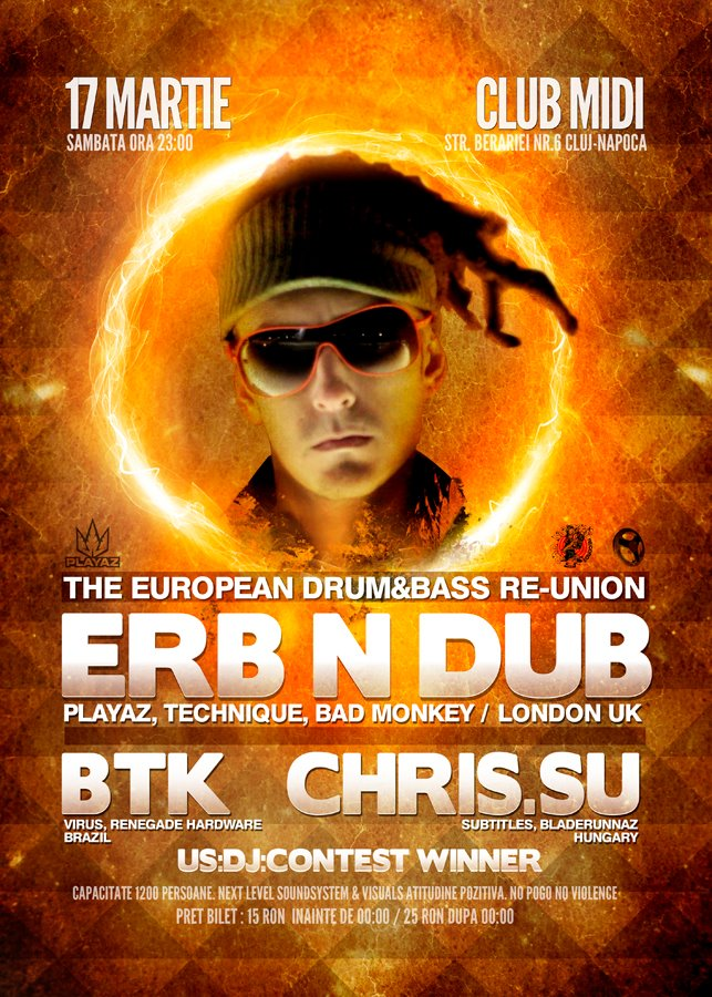 European Drum&Bass Reunion @ Club Midi
