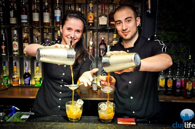 Poze: Jazz Flavours cu Aria Blue @ Elements Cocktail Bar