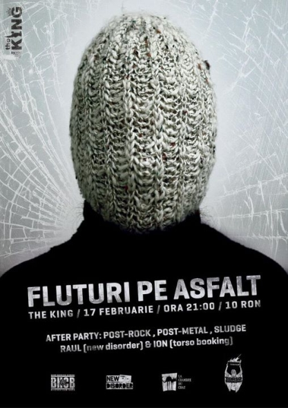 Fluturi pe Asfalt @ Club The King
