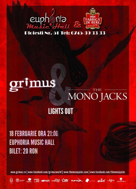 Grimus & The Mono Jacks @ Euphoria Music Hall
