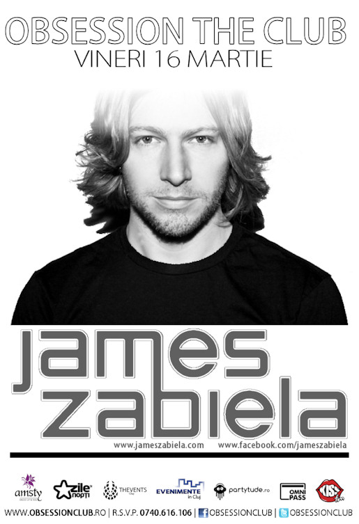 James Zabiela @ Club Obsession