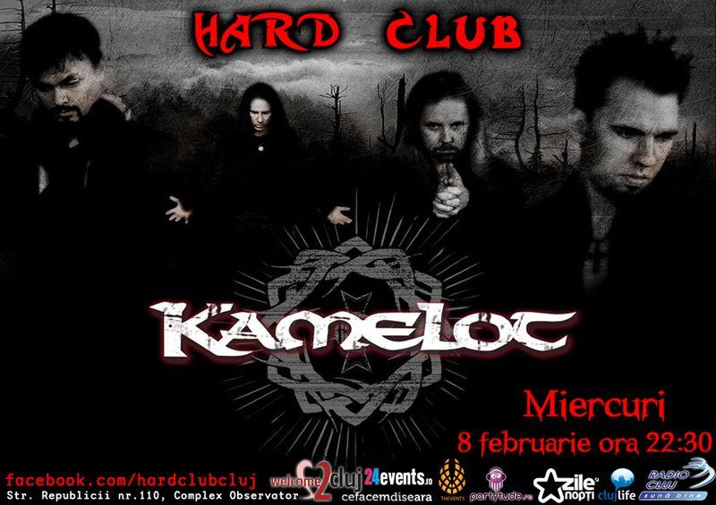 Videography: Kamelot @ Hard Club
