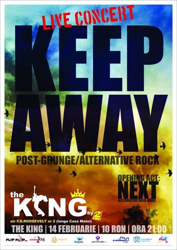 Keep Away @ The King