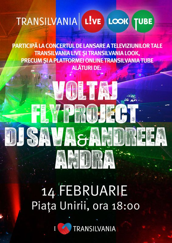 Voltaj, Fly Project, DJ Sava & Andreea, Andra