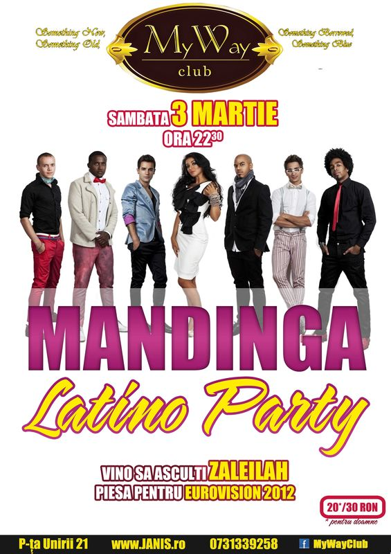 Mandinga @ Club My Way