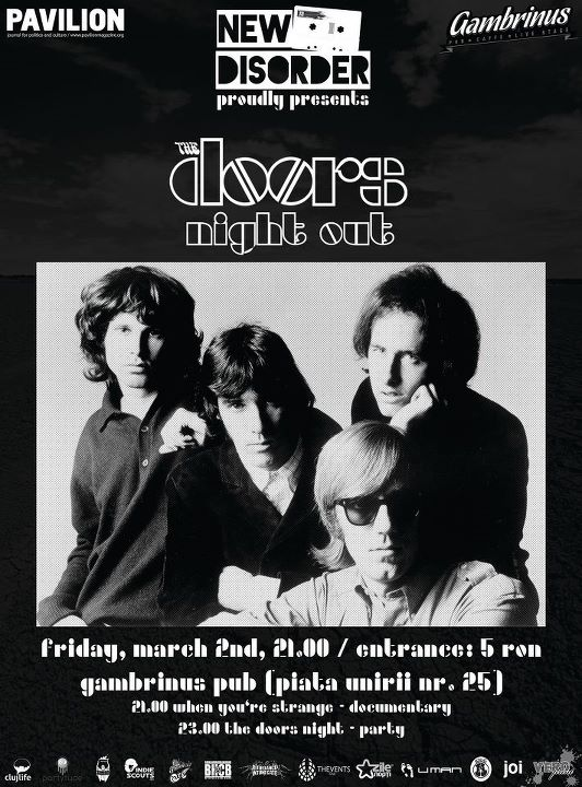 New Disorder: The Doors Night Out