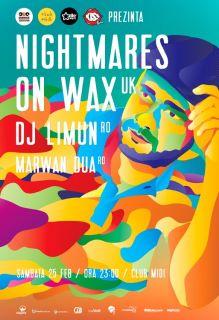 Nightmares on Wax @ Club Midi