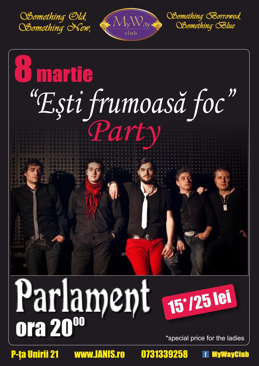 Parlament @ Club My Way